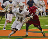 West Genesee Wildcats played the Auburn Maroons for the Section III Class A Boys Lacrosse Championship at the Carrier Dome in Syracuse, New York on Wednesday, May 27, 2015.  West Genesee won 16-9.