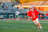 Baldwinsville Bees Dillon Darcangelo (10) with the ball against the Fayetteville-Manlius Hornets in Section III Boys Lacrosse action at the Fayetteville-Manlius High School in Manlius, New York on Wednesday, May 18, 2016.  Fayetteville-Manlius won 9-8.