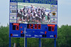 Baldwinsville Bees played the Syracuse Cougars in a Section III Class A Boys Lacrosse Semi-Finals game at the Bragman Stadium in Cicero, New York on Thursday, May 26, 2016.