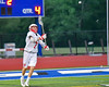 Baldwinsville Bees Justin Hunter (7) passing the ball against the Syracuse Cougars in Section III Boys Lacrosse Semi-Finals action at the Bragman Stadium in Cicero, New York on Thursday, May 26, 2016.  Baldwinsville won 16-5.