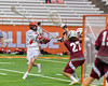 Auburn Maroons played the Jamesville-Dewitt Red Rams in Section III Boys Class B Lacrosse Championship action at the Carrier Dome in Syracuse, New York on Saturday, May 28, 2016.  Jamesville-Dewitt won 15-7.