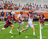 Auburn Maroons Tyler Spearing (15) shoots and scores against the Jamesville-Dewitt Red Rams in Section III Boys Class B Lacrosse Championship action at the Carrier Dome in Syracuse, New York on Saturday, May 28, 2016.  Jamesville-Dewitt won 15-7.