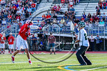 Baldwinsville Bees played the Fayetteville-Manlius Hornets in Section III Class A Semifinals Boys Lacrosse action at Michael Bragman Stadium in Cicero, New York on Tuesday, May 23, 2017.  Ba ...