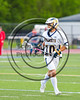 West Genesee Wildcats Manny Castro (10) with the ball against the Baldwinsville Bees in Section III Class A Finals Boys Lacrosse action at Michael Bragman Stadium in Cicero, New York on Thursday, May 25, 2017.  Baldwinsville won 9-8.