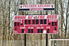 Baldwinsville Bees hosted the Homer Trojans in Section III Boys Lacrosse action at the Pelcher-Arcaro Stadium in Baldwinsville, New York on Saturday, April 21, 2018.  Homer won 13-10.