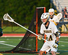 West Genesee Wildcats Kevin Snow (14) playing against the Fayetteville-Manlius Hornets in Section III Class A Finals Boys Lacrosse action at Michael Bragman Stadium in Cicero, New York on Wednesday, May 30, 2018.  West Genesee won 12-10.