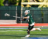Fayetteville-Manlius Hornets Zachary Vanvalkenburgh (37) comes away with the ball against West Genesee Wildcats in Section III Class A Finals Boys Lacrosse action at Michael Bragman Stadium in Cicero, New York on Wednesday, May 30, 2018.  West Genesee won 12-10.