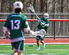 Baldwinsville Bees hosted the Fayetteville-Manlius Hornets in Section III Boys Lacrosse action at the Pelcher-Arcaro Stadium in Baldwinsville, New York on Saturday, April 13, 2019.  Baldwinsville won 16-5.
