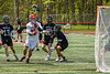 Baldwinsville Bees hosted the Marcellus Mustangs in Section III Boys Lacrosse action at the Pelcher-Arcaro Stadium in Baldwinsville, New York on Saturday, May 15, 2021. Baldwinsville won 17-4.