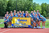 Cicero-North Syracuse Northstars are the NYSPHSAA Section III Class A Girls Lacrosse champions after defeating the Baldwinsville Bees 12-11 in Double Overtime at the Pelcher-Arcaro Stadium in Baldwinsville, New York on Saturday, June 12, 2021.