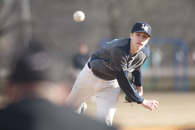 Thursday at Westside Field in Wallingford April 5, 2018 | Justin Weekes / Special to the Record-Journal