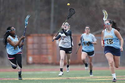 Sheehan's Molly Donegan Wednesday at Sheehan High School in Wallingford March 28, 2018   Justin Weekes / Special to the Record-Journal