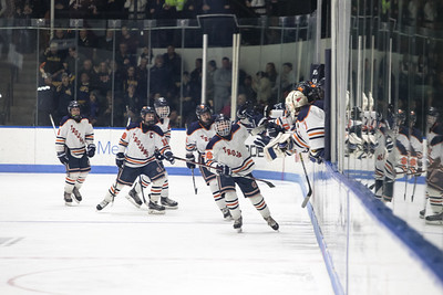Thursday during the CIAC Division III final at Ingalls Rink on the campus of Yale University March 14, 2019 | Justin Weekes / Special to the Record-Journal