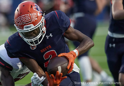 McKinney North vs Rockwall Heath Football