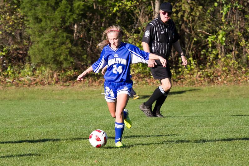 Middletown vs Gansett Soccer 10-17-11