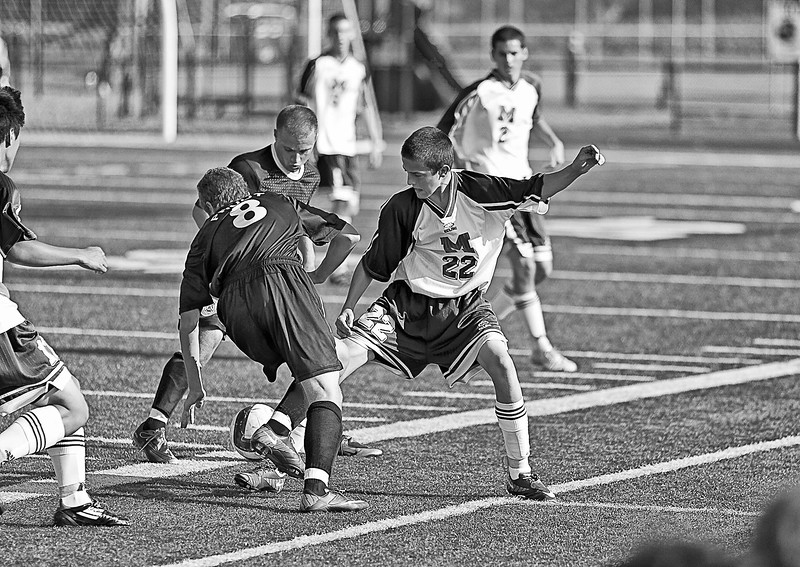 Middletown vs Prout Soccer 9/13/11