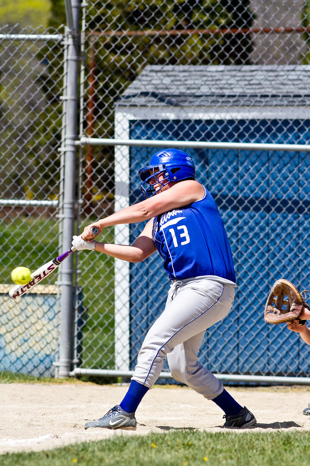 Middletown vs S. Kingstown Softball 4-17-12