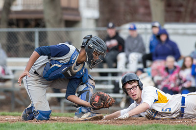 Friday at Legion Field in Meriden Apr. 8, 2016 | Justin Weekes / For the Record-Journal