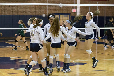Platt celebrates after winning game one Thursday at Platt High School in Meriden October 26, 2017 | Justin Weekes / For the Record-Journal
