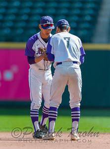 2019-04-06 Lake Washington Kangaroos vs Eastside Catholic Crusadesr Boys Baseball