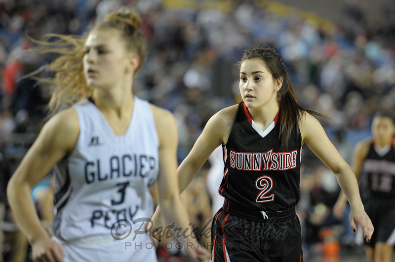 Sunnyside vs Glacier Peak Girls 7:00pm