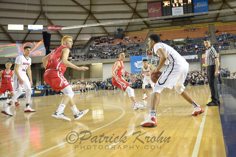 Nathan Hale vs Stanwood Boys 5:30pm