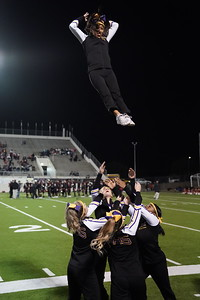 Richardson High School Cheerleaders
