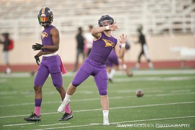 Richardson High School Football vs Molina HS