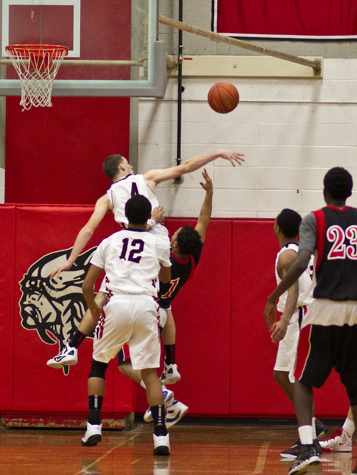 Rogers vs Tolman Hoops 1-10-12