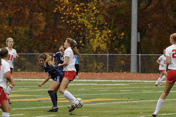 10-28-2012 Northern Highlands 2 vs. Immaculate Heart 0 Bergen County Final