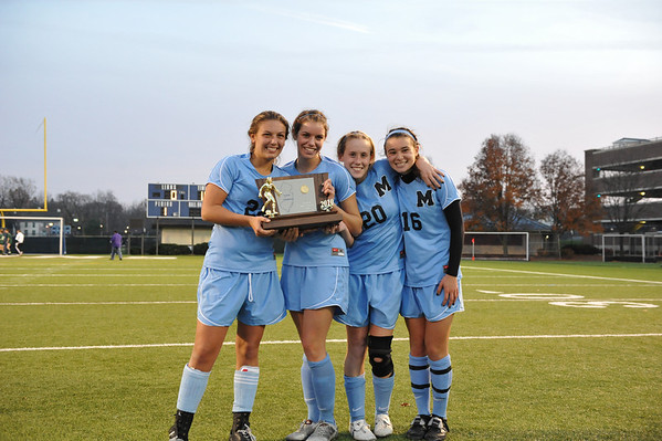 11-20-2010 Mahwah 3 vs A.L. Johnson 1;  North 1, Group 2 State Championship at TCNJ