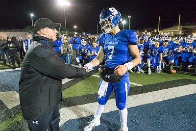 Wednesday during the 23rd Annual Apple Valley Classic at Fontana Field on the campus of Southington high School in Southington November 21, 2018 | Justin Weekes / Special to the Record-Journal