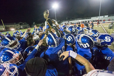 Wednesday during the 23rd Annual Apple Valley Classic at Fontana Field on the campus of Southington high School in Southington November 21, 2018   Justin Weekes / Special to the Record-Journal