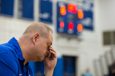 Saturday during the CIAC Class LL quarterfinals at Southington High School in Southington November 10, 2018   Justin Weekes / Special to the Record-Journal