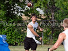Carroll quarterback Kyle Padron in the game against Fort Worth Eastern Hills at the 7 on 7 Qualifying Tournament at Arlington Bowie High School this past Saturday.