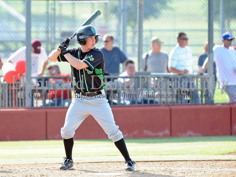 Carroll senior outfielder Matt Rake bats in the Bi District Championship series against Colleyville Heritage last Friday afternoon.  Carroll defeated Heritage 3-2 to sweep the best 2 of 3 series and to end Heritage's 2009 season.