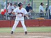 Colleyville Heritage junior outfielder Tate Roush bats in the Bi District Championship series against Southlake Carroll last Friday afternoon.  Carroll defeated Heritage 3-2 to end Heritage's 2009 season.