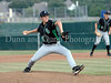 Carroll senior starting pitcher Lanny Zier in the Bi District Championship series against Colleyville Heritage last Friday afternoon.  Carroll defeated Heritage 3-2 to sweep the best 2 of 3 series and to end Heritage's 2009 season.