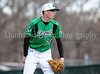 Carroll pitcher John Curtiss