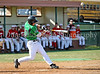 Carroll second baseman Tommy Avers
