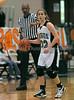 Guard Kelli Bennett