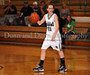 Carroll sophomore guard Monica Pillow looks for an open teammate in the game Friday night against Hebron.
