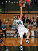 Carroll junior post Christie Groh makes a layup in the game against Lewisville last Friday night at Carroll Senior High School.