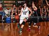 Carroll senior guard Kelli Bennett drives to the basket in the game against Marcus last Friday night at Carroll Senior High School.