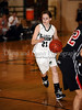 Carroll sophomore guard Monica Pillow drives to the basket in the game against Marcus last Friday night at Carroll Senior High School.