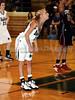 Carroll senior Andrea Carr in the game against Marcus last Friday night at Carroll Senior High School.