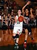 Carroll senior guard Kelli Bennett shoots a layup the game against Marcus last Friday night at Carroll Senior High School.