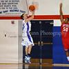 Grapevine senior forward Henry Jordan takes a shot in the game against Northwest last Thursday night at Grapevine High School.
