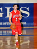 Northwest senior guard Adam Jimison brings up the ball in the game against Grapevine last Thursday night at Grapevine High School.