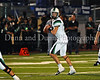 Carroll quarterback David Piland prepares to pass in the game against Hebron last Friday night.  Piland completed 14 of 23 passes for 174 yards in the loss.